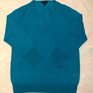 NWOT BOGO J Crew Merino Wool V-Neck Sweater